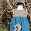 Thumbnail: Ensemble Irène J.C. (robe, bonnet, chaussons) - Pur duvet peigné baby yak