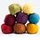 Thumbnail: Pelote lin et coton - filée en France