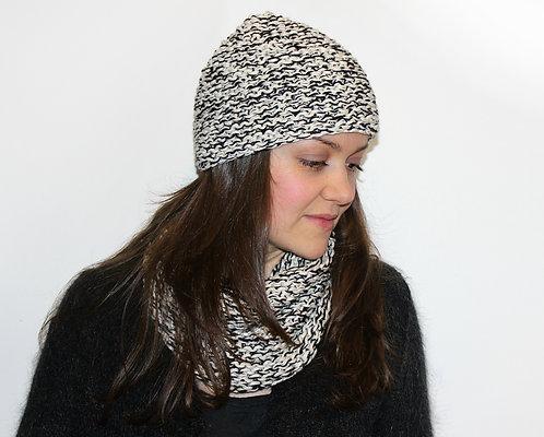 Kit bonnet Marcel E. (sans pompon)