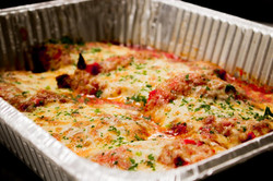 Family Style Chicken Parm