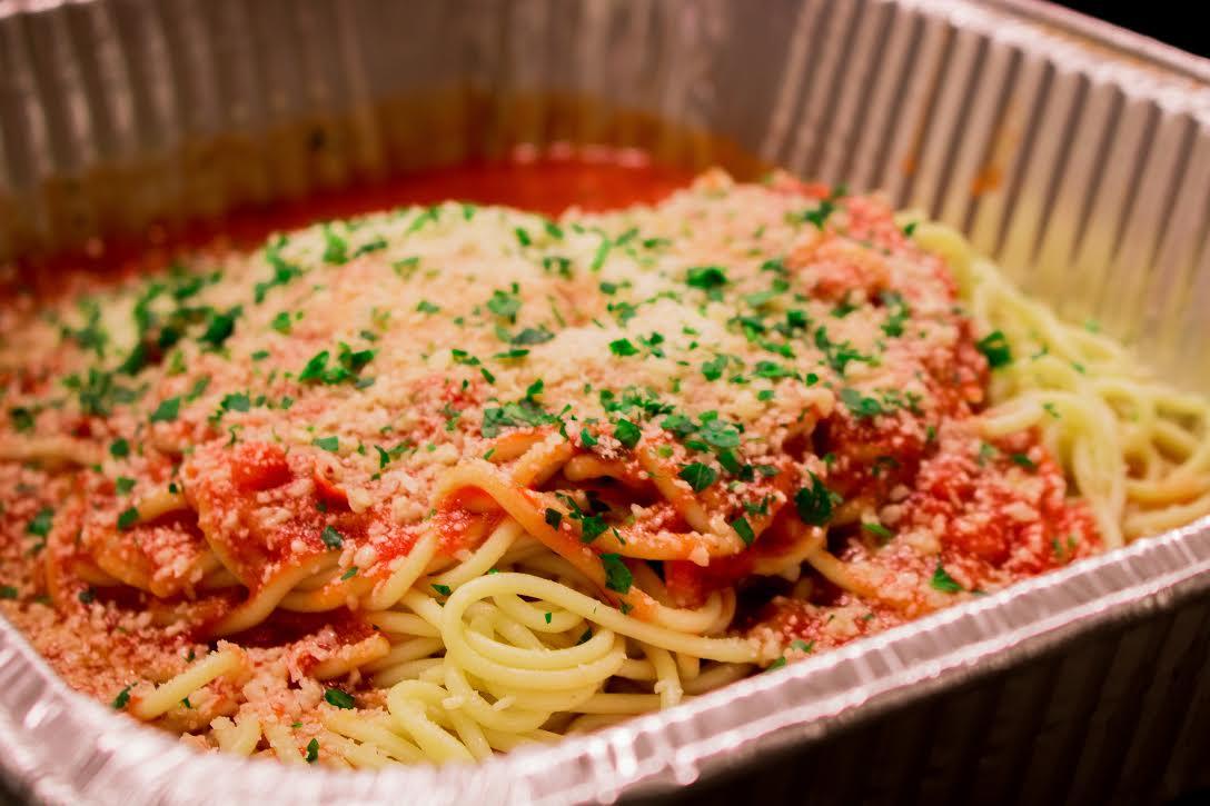 Family Style Spaghetti