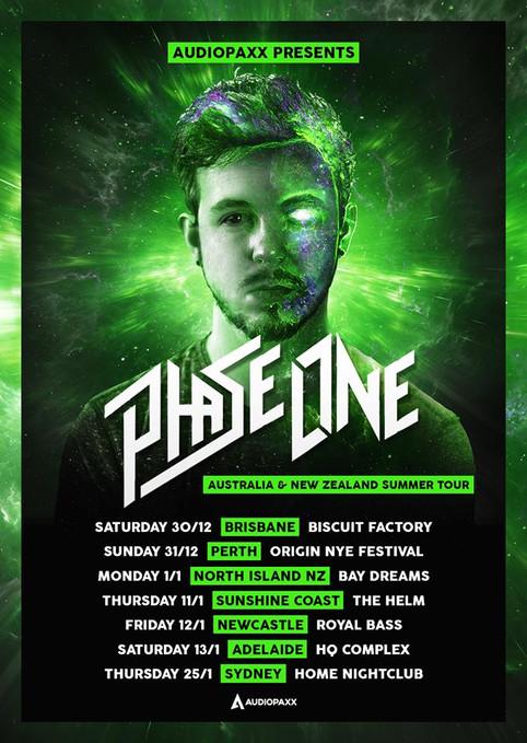 Australian & New Zealand Summer Tour