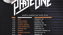 PhaseOne debut US Tour August 2016!