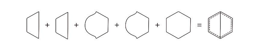 小銭入れ(六角)|平らな立体7.jpg
