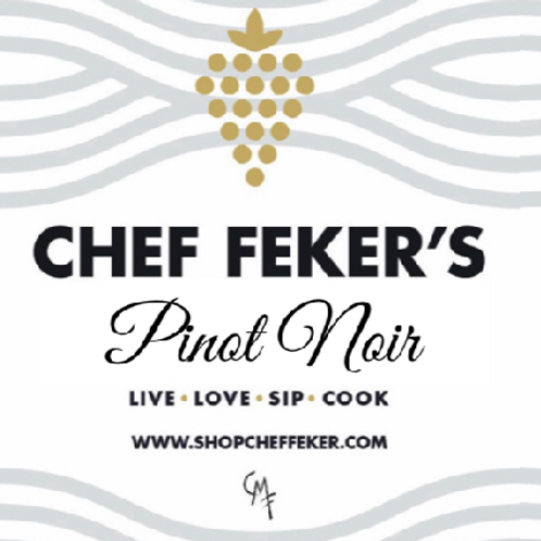 Pinot Noir, Chef Feker's Private Label