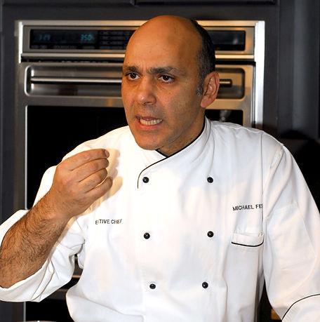 Chef Michael Feker