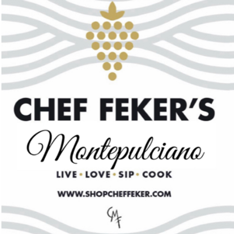 Montepulciano, Chef Feker's Private Label