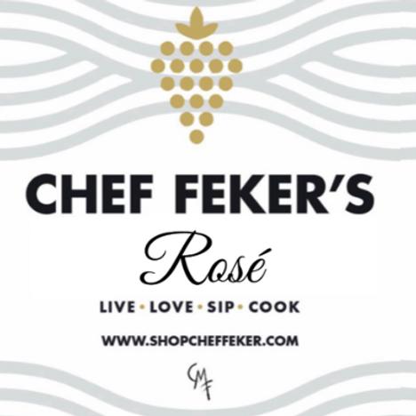 Rosé, Chef Feker's Private Label