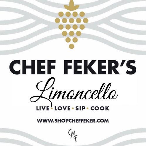 Limoncello, Chef Feker's Private Label