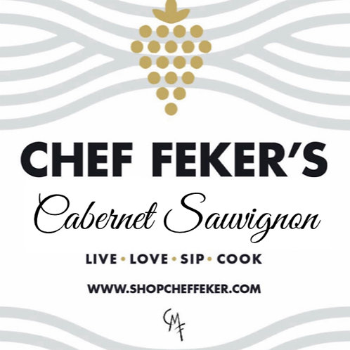 Cabernet Sauvignon, Chef Feker's Private Label