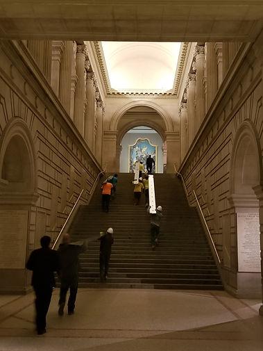 Beams up main stairs.jpg