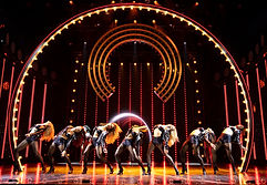 The Cast of THE CHER SHOW on Broadway -