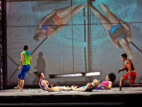 """""""These things don't build themselves..."""" Neil Mazzella honored by STREB"""