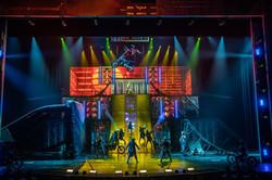 R.U.N. - Cirque du Soleil