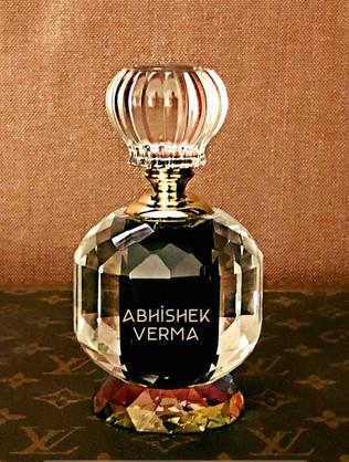 Abhishek Verma Perfume