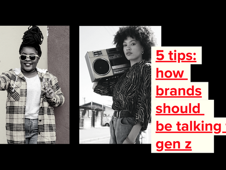 How brands should be talking to Gen Z