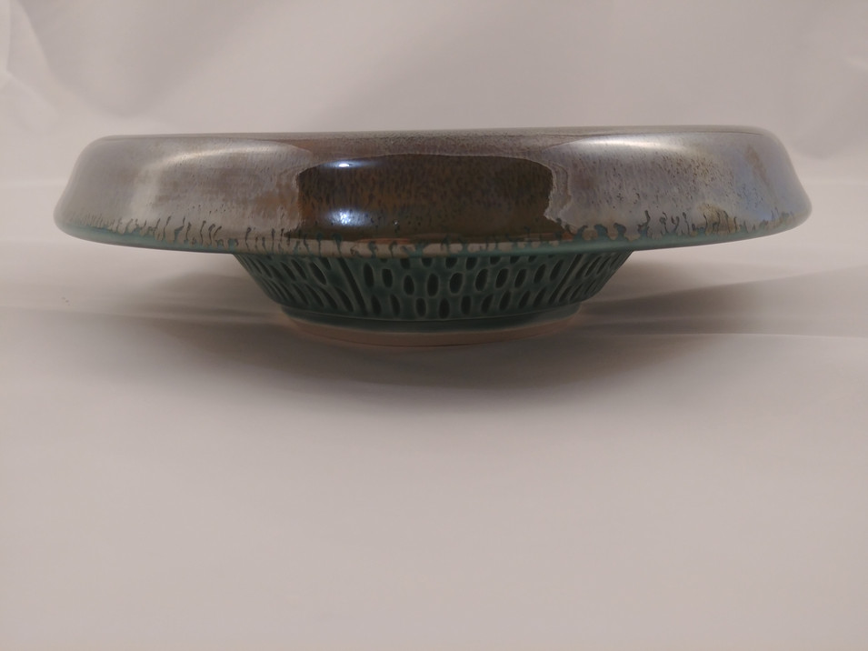 Rounded Bowl - $65