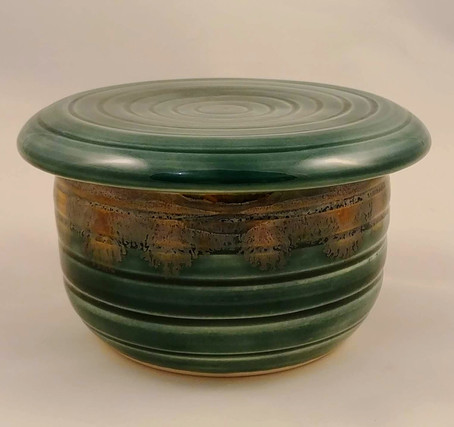 French Butter Dish -$45