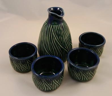 Sake Set - $45 - Sold