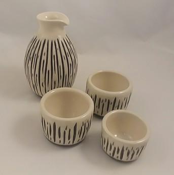 Sake Set - $45