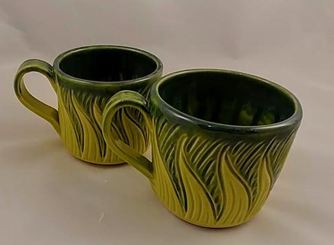 2 Mugs - $25 each