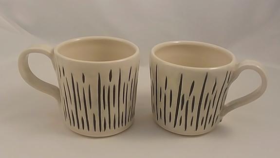 Mugs - $25 each - 1 left