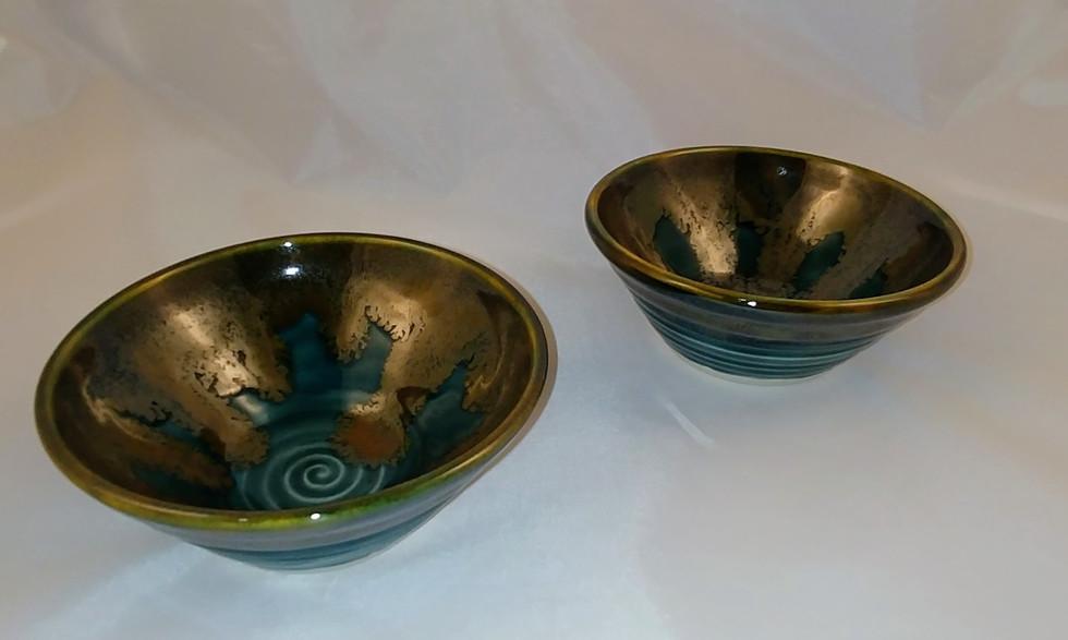 Medium Bowls - Sold