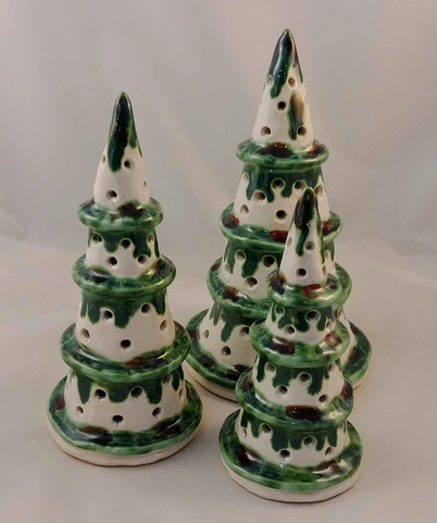Christmas Luminaries - $45 each - Sold