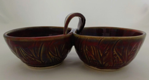 Double Bowls - $35 - Sold