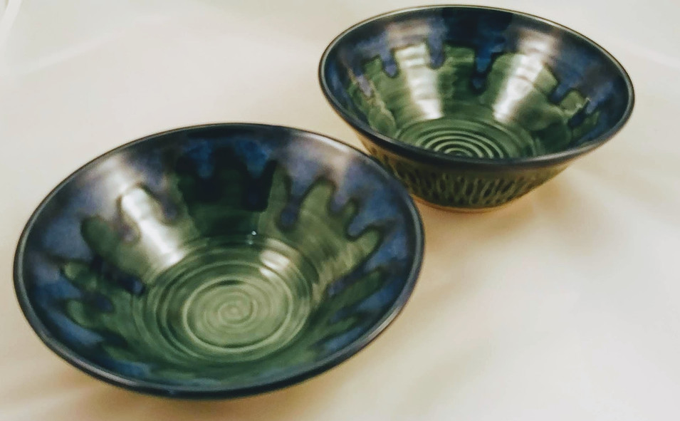 Bowls - $35 each - Sold