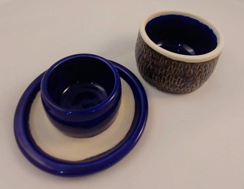 French Butter Dish - $45 - Sold