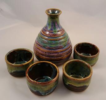 Sake Set - $65 - Sold
