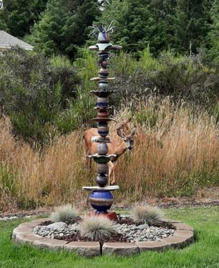6 ft. Totem - $1,200 - NFS
