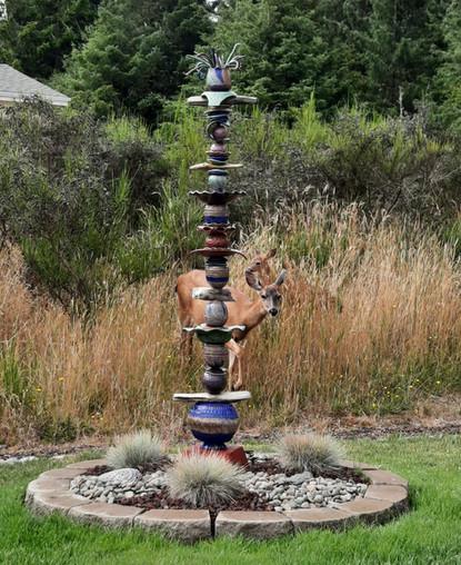 6 ft. Totem - $1,200 - Sold