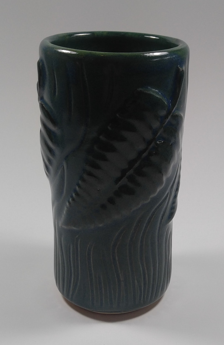 Thrown and Altered Vase