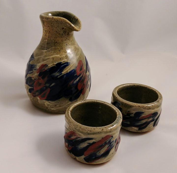 Sake Set - $35