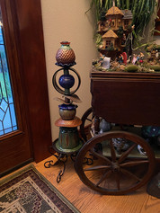 2 ft Table Top Totem-$350-Sold