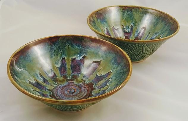 2 Bowls - Sold