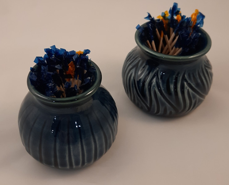 Toothpick Holders - $20 each