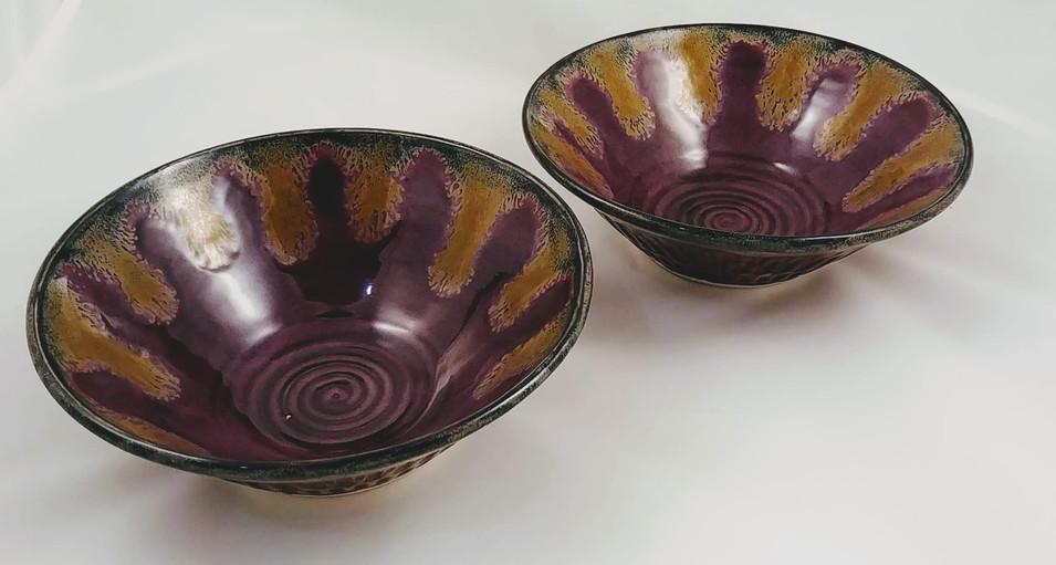 Medium Bowls - $35 each - Sold
