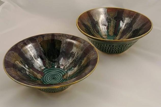 Triple Glazed Bowls