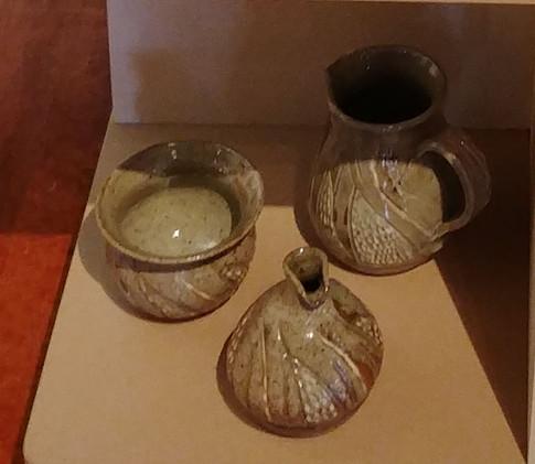 Vase- Sake pitcher-Pitcher