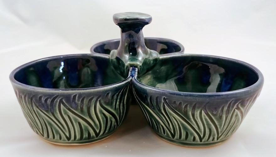 Triple Bowl - $45