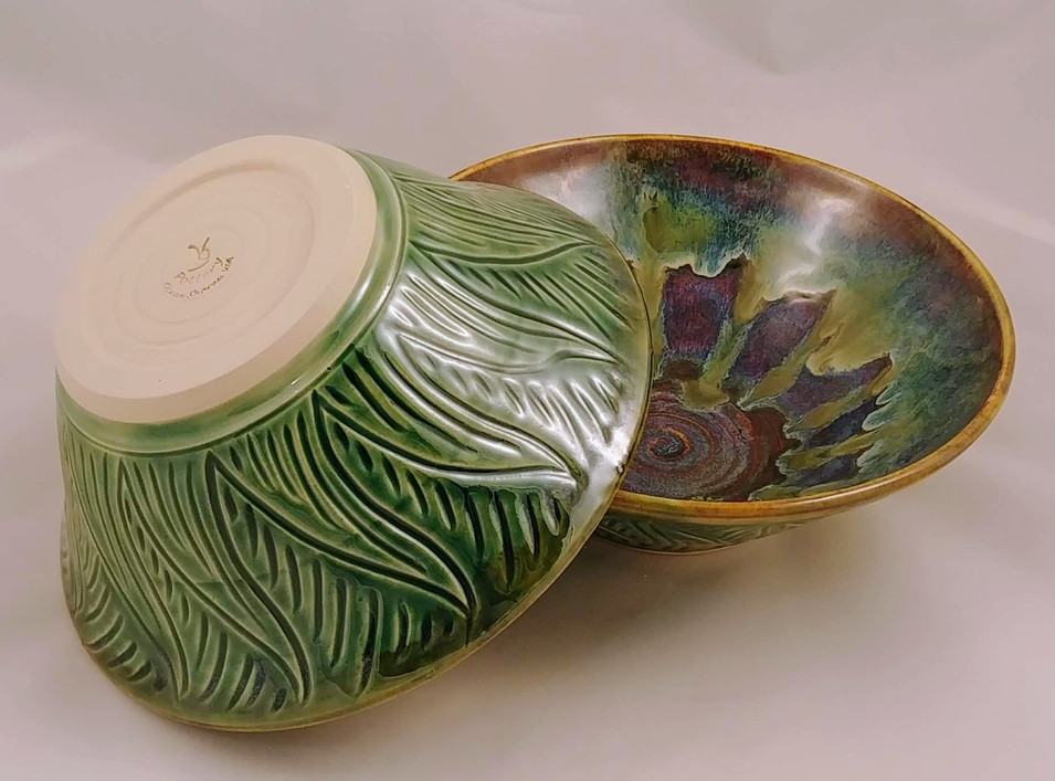 Bowls - $45 each - Sold