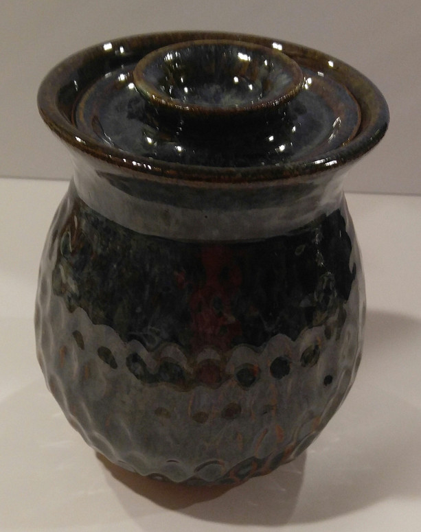 Covered Container - $45