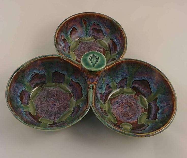 Triple Bowls - $55