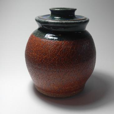Covered Jar - $45