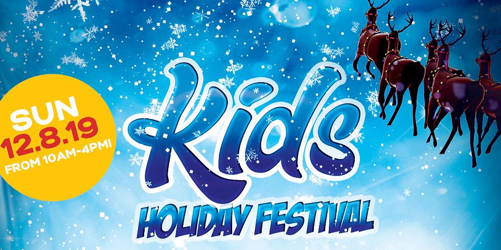 2019 Kids Holiday Festival