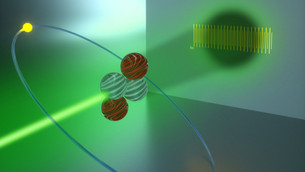 How big is the alpha particle? Laser spectroscopy provides new results with record precision