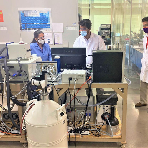 Clemson researchers decode thermal conductivity with light